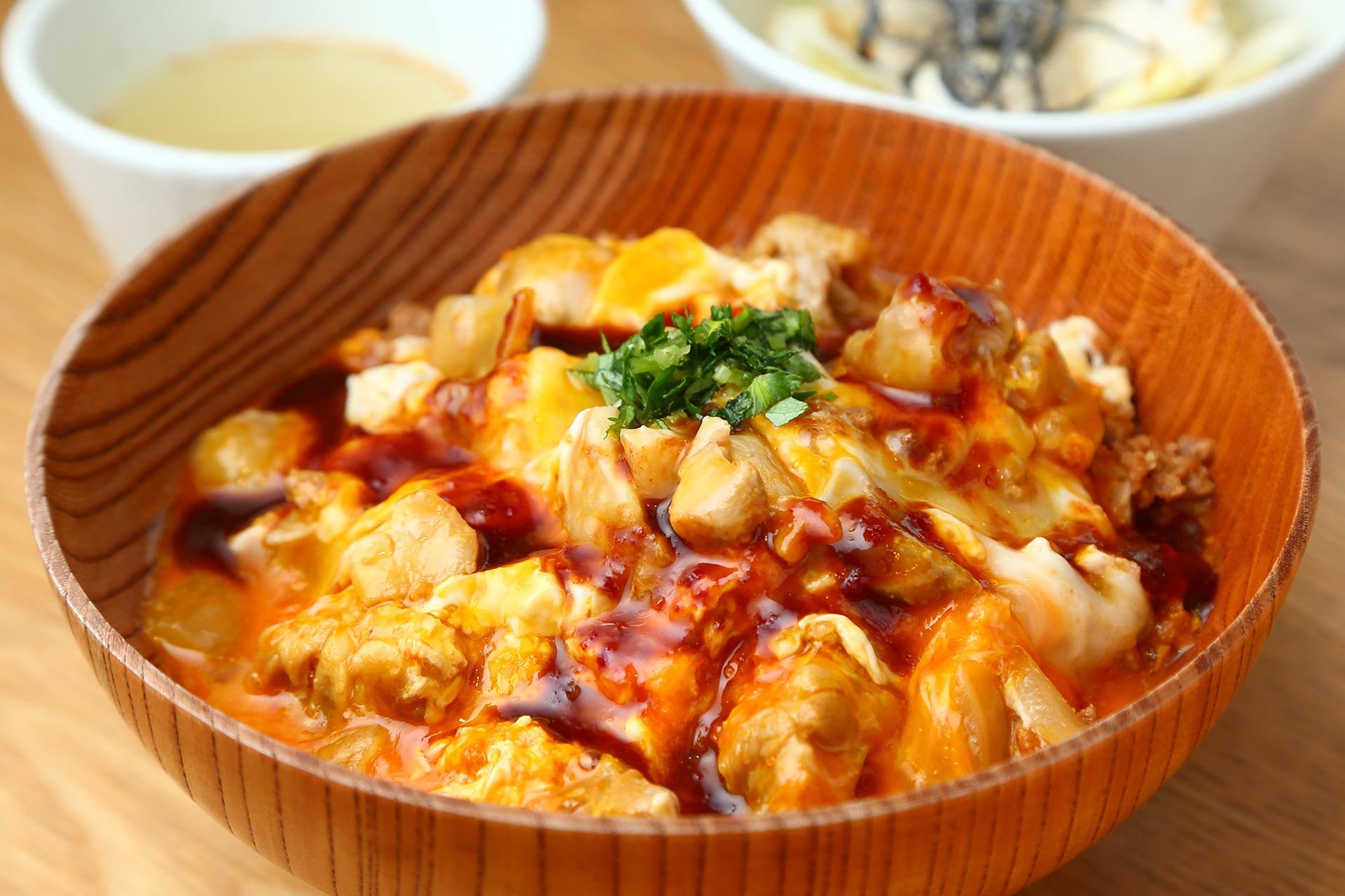 酉しみずの名古屋コーチン親子丼